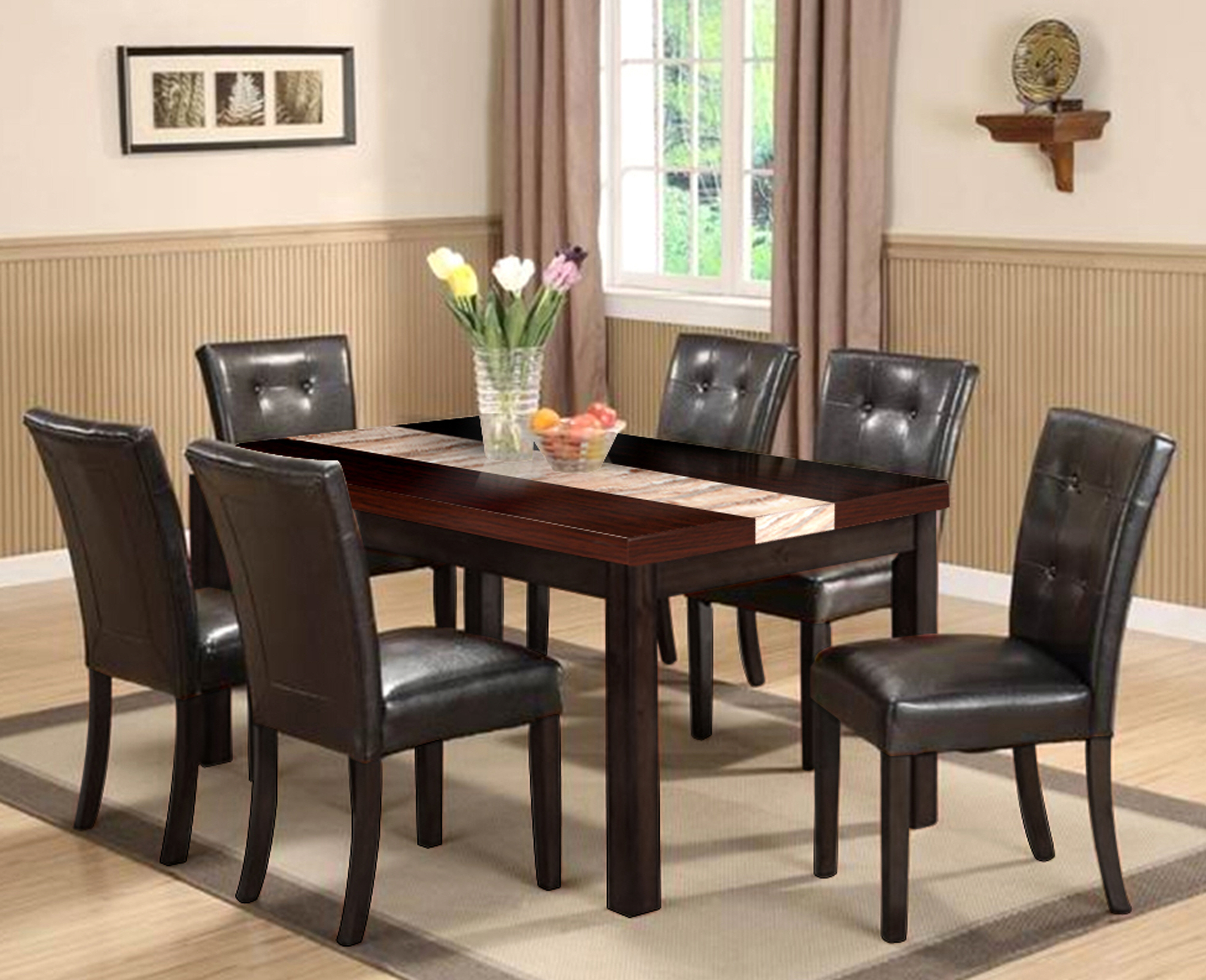 Fabulous Cracked Glass Dining Room Table 4058 x 3300 · 2566 kB · jpeg